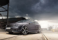 Automotive Photography Opel Astra GTC Frankfurt Main