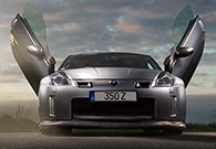 Nissan 350Z Automotive Photography