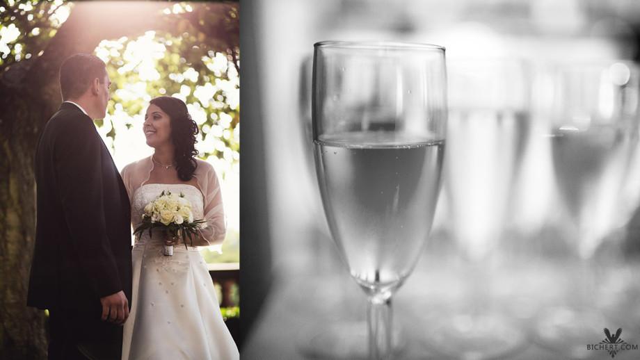 Hochzeitsbilder vor der Hochzeitsfeier Standesamt Hoechst