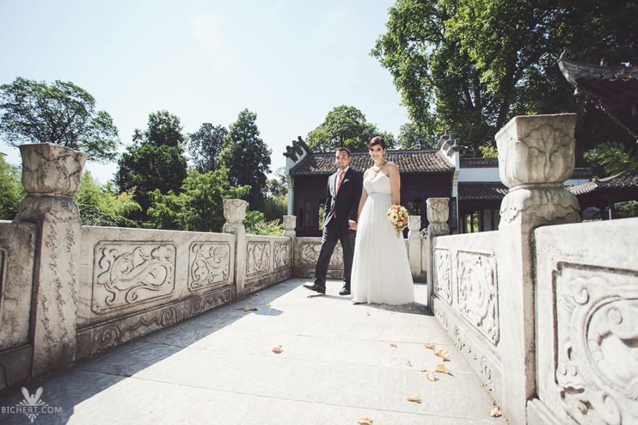 Hochzeitsfotograf im Bethmann Park Frankfurt am Main