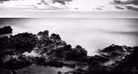 Strand Felsen