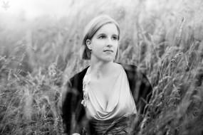 Portrait im Feld - Jojo