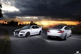 Hyundai & Audi