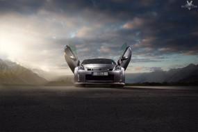 Nissan 350Z Fluegeltueren