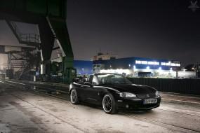 Mazda MX5 black