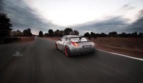 Nissan 350Z Rolling Shot